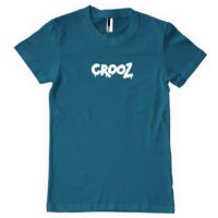 CROOZ NEVER FORGET TEE